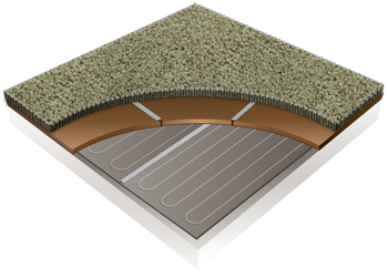 Carpet Floor Heating