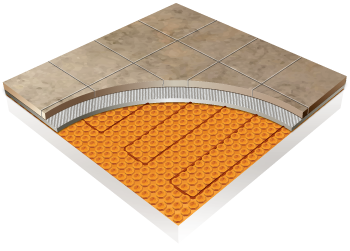 Ceramic, stone and tile heating image