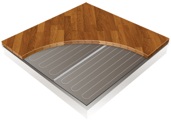 Laminate Floor Heating Thermosoft
