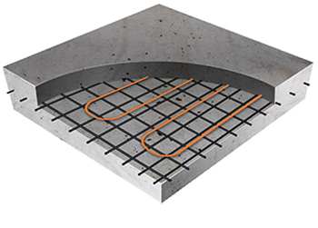 Radiant Floor Heating And Heated Floors Thermosoft