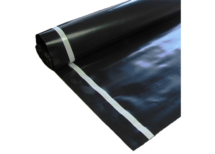 ThermoSoft moisture barrier for radiant flooring
