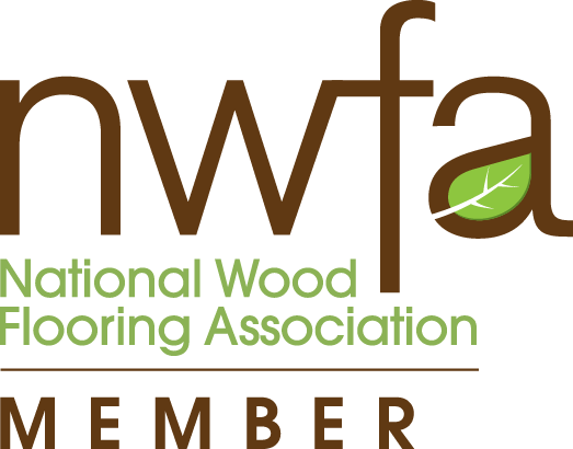 Wood flooring association logo