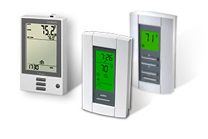 <strong>Thermostats</strong> for Radiant Floor Heating Systems
