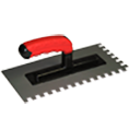 ThermoSoft heavy duty plastic trowel for underfloor heating